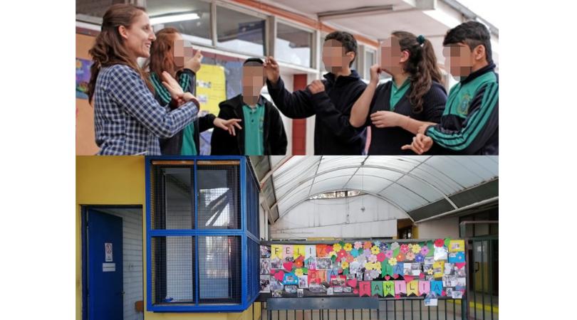 Señales de inclusión: La propuesta de la Escuela para sordos Dr. Jorge Otte Gabler