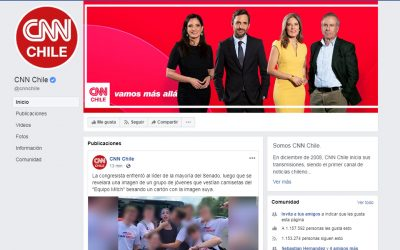 Análisis del perfil de Facebook de CNN Chile